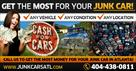 cash for junk cars atl